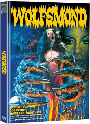 Wolfsmond (1978) (Super Spooky Stories, Limited Edition, Mediabook, 2 DVDs)