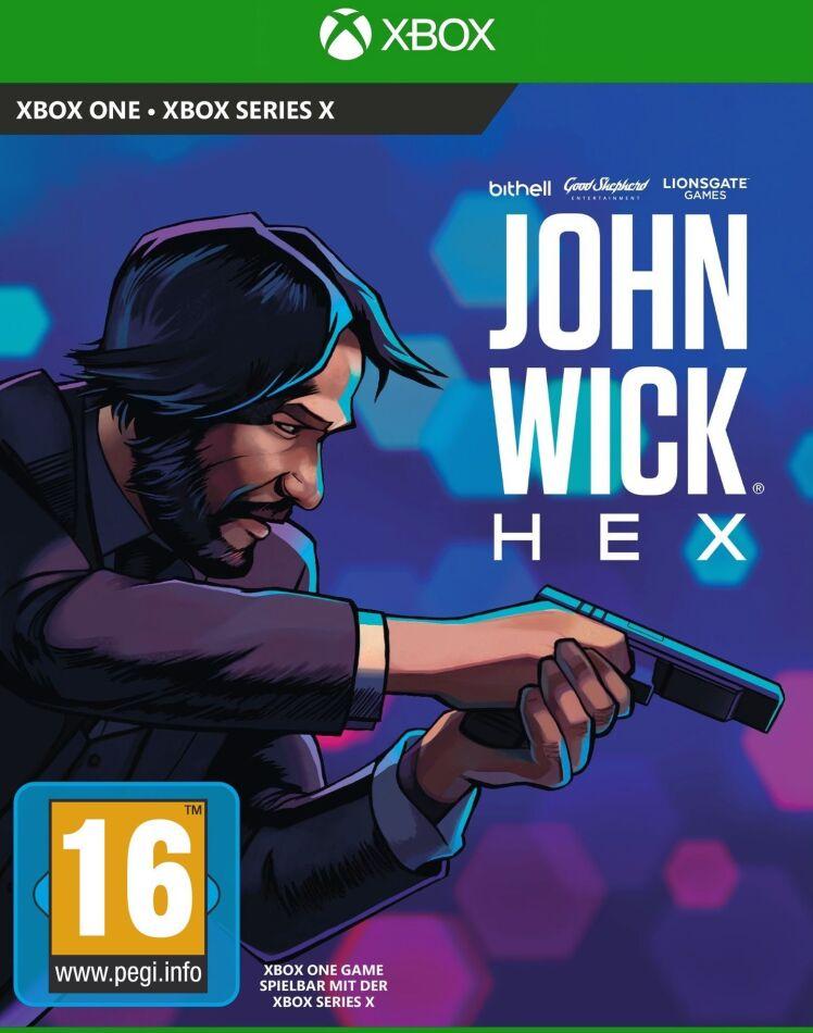 John Wick Hex (German Edition)