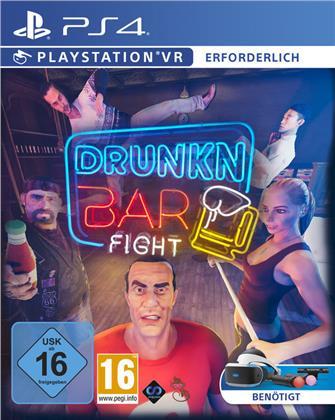 VR Drunkn Bar Fight