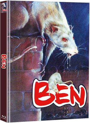 Ben (1972) (Super Spooky Stories, Limited Edition, Mediabook, Blu-ray + DVD)