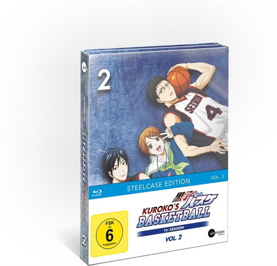 Kuroko's Basketball - Vol. 2