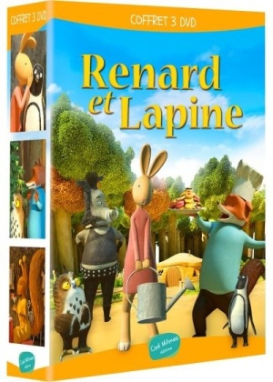 Renard & Lapine (3 DVDs)