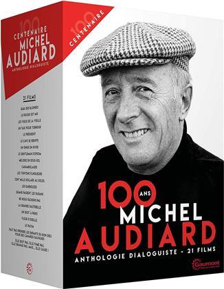 100 ans Michel Audiard - Anthologie Dialoguiste - 21 Films (22 DVDs)
