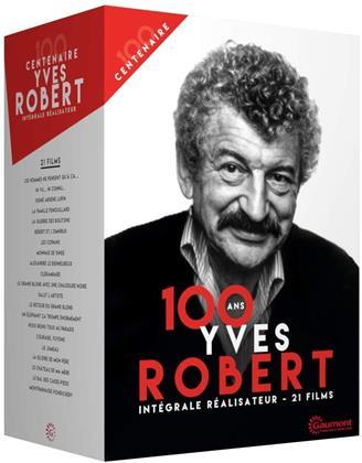 100 ans Yves Robert - Intégrale Réalisateur - 21 Films (22 DVDs)