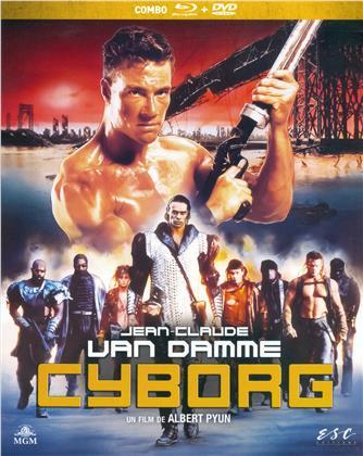 Cyborg (1989) (Blu-ray + DVD)