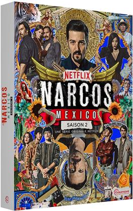 Narcos: Mexico - Saison 2 (4 DVDs)
