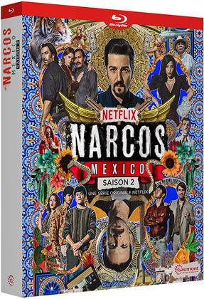 Narcos: Mexico - Saison 2 (4 Blu-rays)