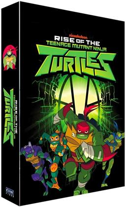 Rise of the Teenage Mutant Ninja Turtles - Le destin des Tortues Ninja (2 DVDs)