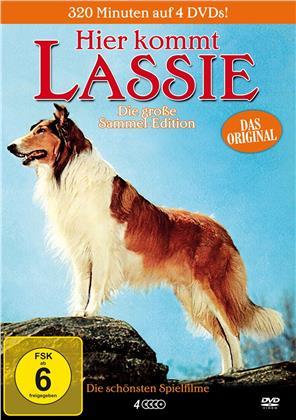 Hier kommt Lassie - Die grosse Sammel-Edition (4 DVDs)