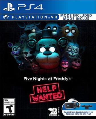 5 Nights At Freddy's VR - Help Wanted