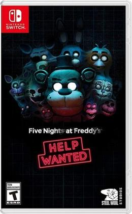 5 Nights At Freddy's - Help Wanted