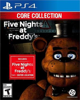 5 Nights At Freddy's - The Core Collection