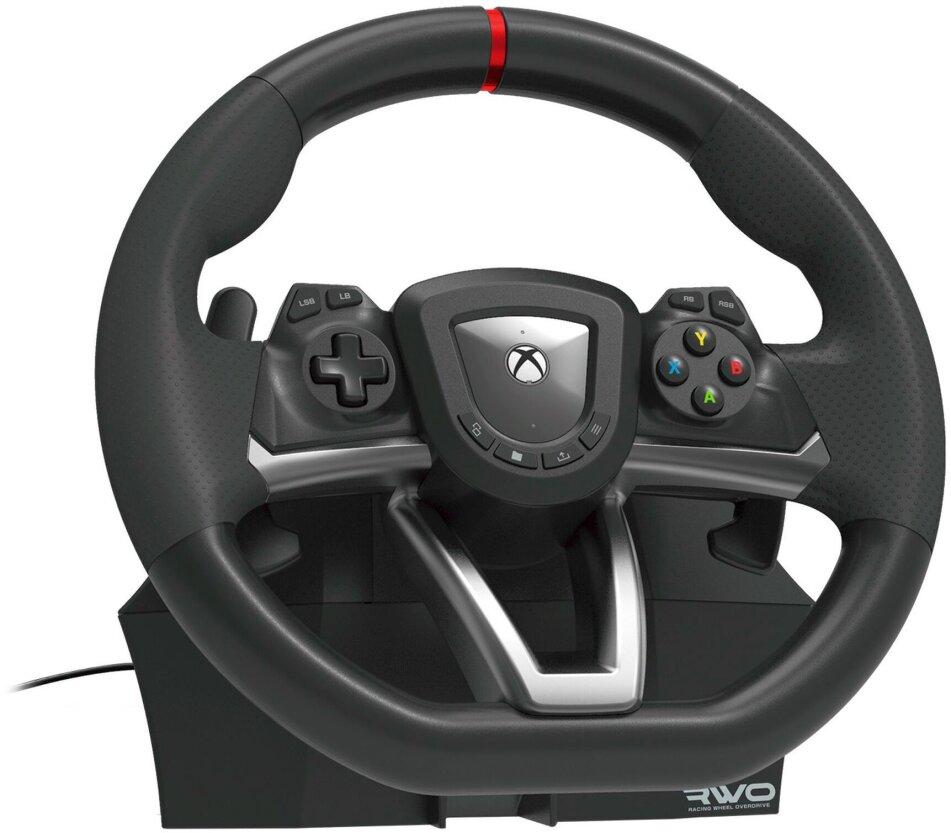 Racing Wheel Overdrive