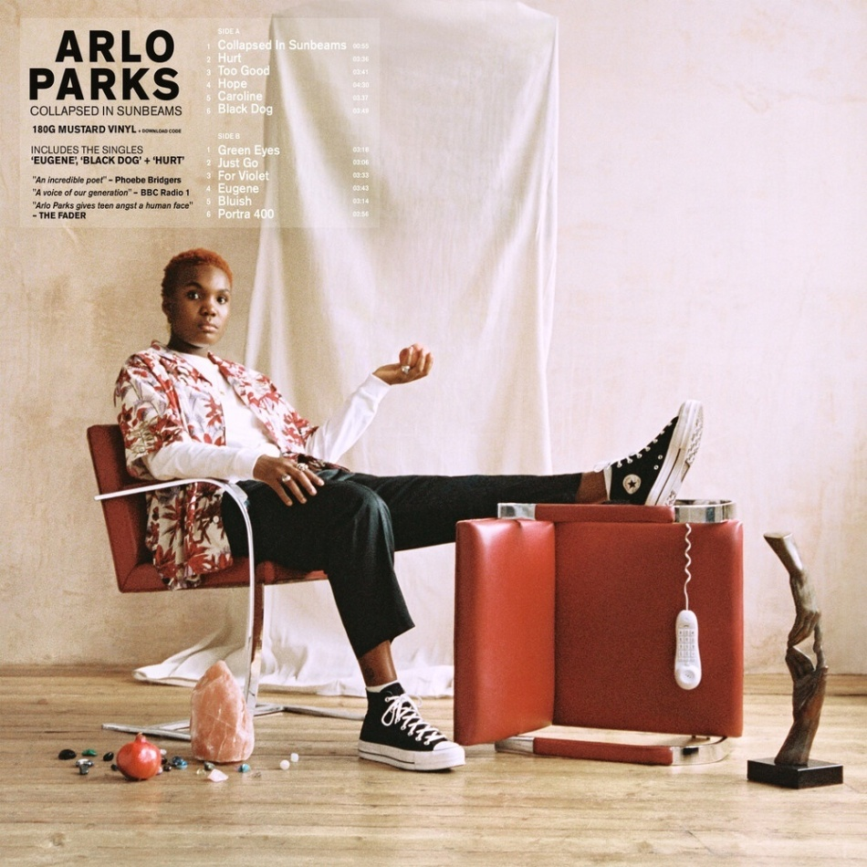 Arlo Parks - Collapsed In Sunbeams (Limited, LP + Digital Copy)