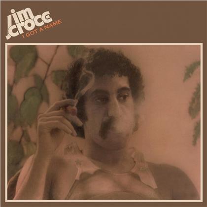 Jim Croce - I Got A Name (2020 Reissue, BMG Rights, LP)
