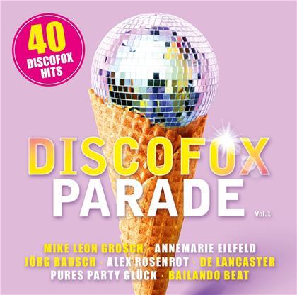 Discofox Parade Vol. 1 (2 CDs)