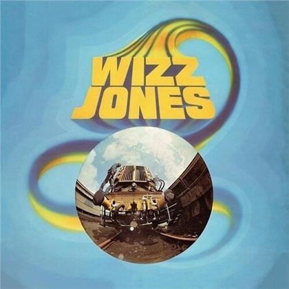 Wizz Jones - --- (2020 Reissue, 2 CDs)