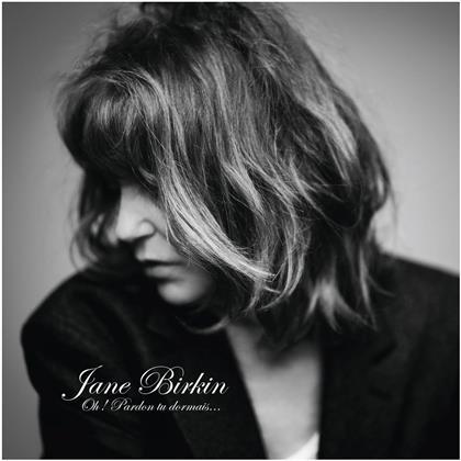 Jane Birkin - Oh! Pardon si tu dormais.. (LP)