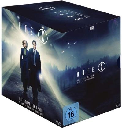 Akte X - Die komplette Serie - Staffel 1-11 (60 Blu-rays)