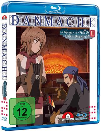 DanMachi – Is It Wrong to Try to Pick Up Girls in a Dungeon? - Staffel 2 - Vol. 2