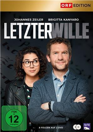Letzter Wille - Die komplette Serie (2 DVDs)