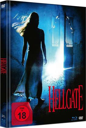 Hellgate (1989) (Limited Edition, Mediabook, Uncut, Blu-ray + DVD)