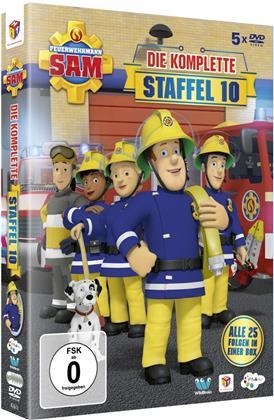 Feuerwehrmann Sam - Staffel 10 (5 DVDs)