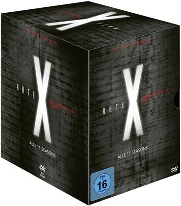 Akte X - Die komplette Serie - Staffel 1-11 (59 DVDs)