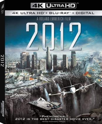2012 (2009) (4K Ultra HD + Blu-ray)