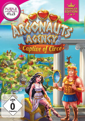 Argonauts Agency 5: Captive of Circle