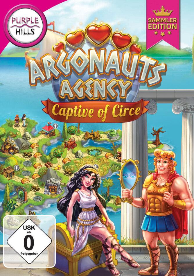Argonauts Agency 5: Captive of Circle