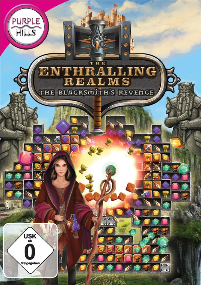 Enthralling Realms: Blacksmiths Rev.