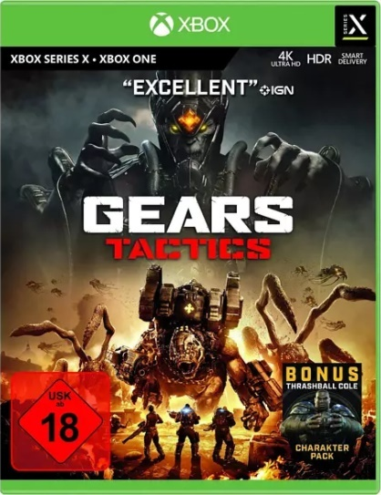 Gears Tactics (German Edition)