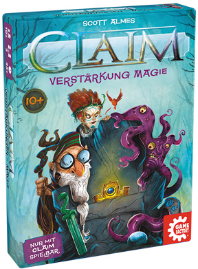 Claim Verstärkung - Magie (d)