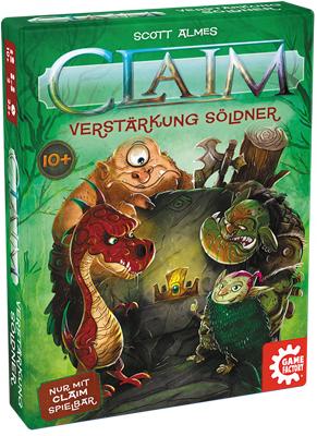Claim Verstärkung - Söldner (d)