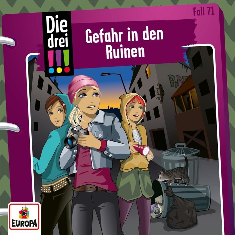 Die Drei !!! - 071/Gefahr in den Ruinen