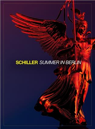 Schiller - Summer In Berlin (Super Deluxe, Boxset, 2 CDs + 2 Blu-rays)