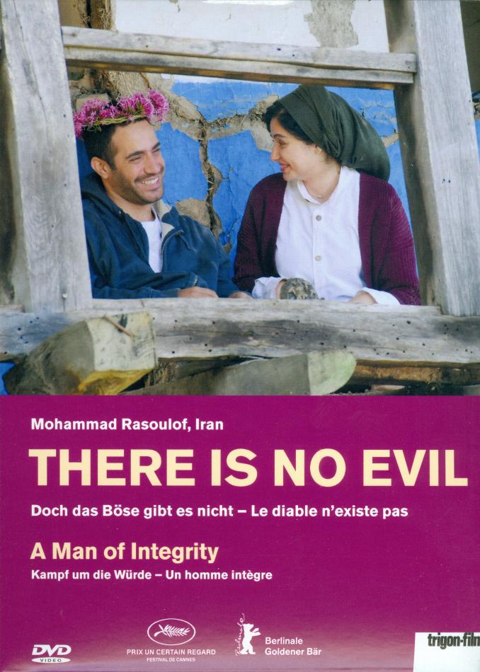 There is no Evil - Mit Bonus A Man of Integrity (2020) (Trigon-Film, 2 DVDs)