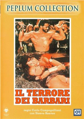 Il terrore dei Barbari (1959) (Collection Peplum, Neuauflage)