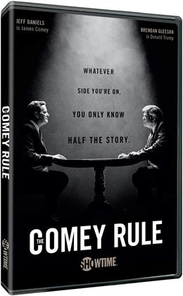 The Comey Rule - TV Mini-Series (2 DVDs)
