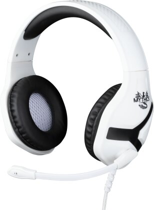 KONIX - Mythics Gaming Headset - Nemesis White [PS5]