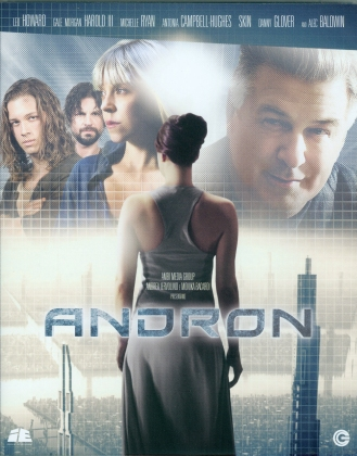 Andron - The Black Labyrinth (2015)