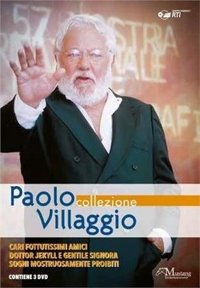 Collezione Paolo Villaggio - Dottor Jekyll e gentile signora / Sogni mostruosamente proibiti / Cari fottutissimi amici (Box, 3 DVDs)