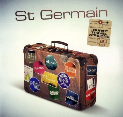 St. Germain - Tourist (2020 Reissue, 20th Anniversary Travel Versions, 2 LPs)