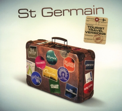 St. Germain - Tourist (2020 Reissue, 20th Anniversary Travel Versions)