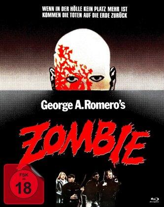 Zombie (1978) (Argento Cut, Mediabook, Uncut, 4K Ultra HD + 2 Blu-rays)