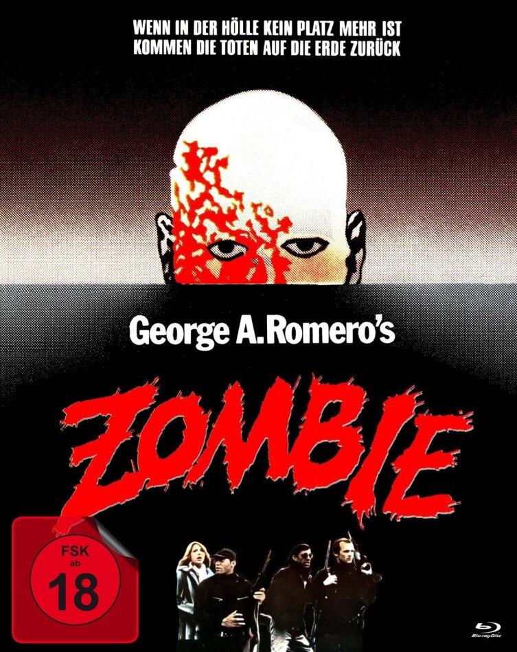 Zombie - Dawn of the Dead (1978) (Mediabook, 4K Ultra HD + 2 Blu-ray)