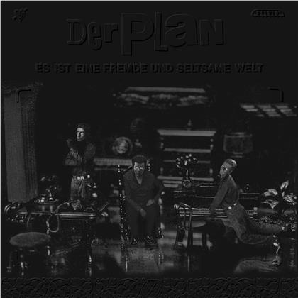 Der Plan - Es Ist Eine Fremde Und Seltsame Welt (LP)