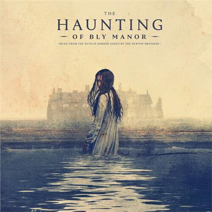 Newton Brothers - Haunting Of Bly Manor (Rust & Deep Blue) - OST (Colored, LP)