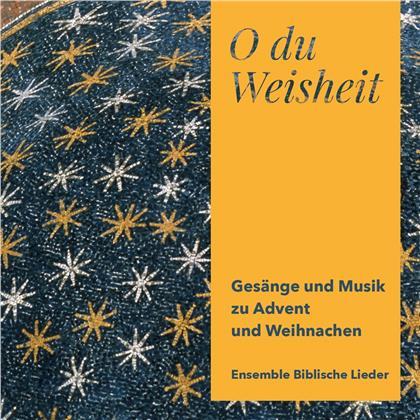 Ensemble Biblische Lieder - O Du Weisheit